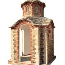 Πέτρινο Εκκλησάκι - 682
