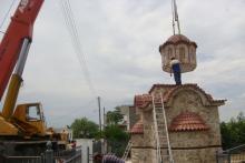 Εκκλησία στο Βαμβακόφυτο