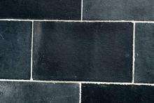 ΝΥΧΤΑ - Ινδικός σχιστόλιθος κομμένος σε πλακίδιο δαπέδου - Φυσικά πετρώματα