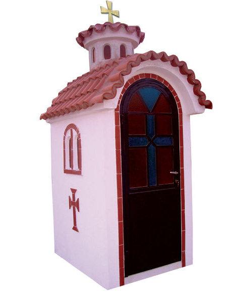 Παραδοσιακό Εκκλησάκι - 500