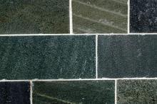 ΚΑΡΥΣΤΟΥ - Ελληνικός σχιστόλιθος κομμένος για δάπεδο - Φυσικά πετρώματα