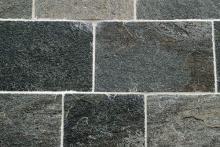 ΚΑΒΑΛΑΣ - Ελληνικός σχιστόλιθος κομμένος για δάπεδο - Φυσικά Πετρώματα